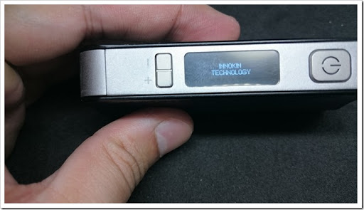 DSC 2446 thumb%25255B3%25255D - 【MOD】Innokin CoolFire IV TC-18650&iSUB Vクリアロマイザーレビュー!【同社初18650MODキット】