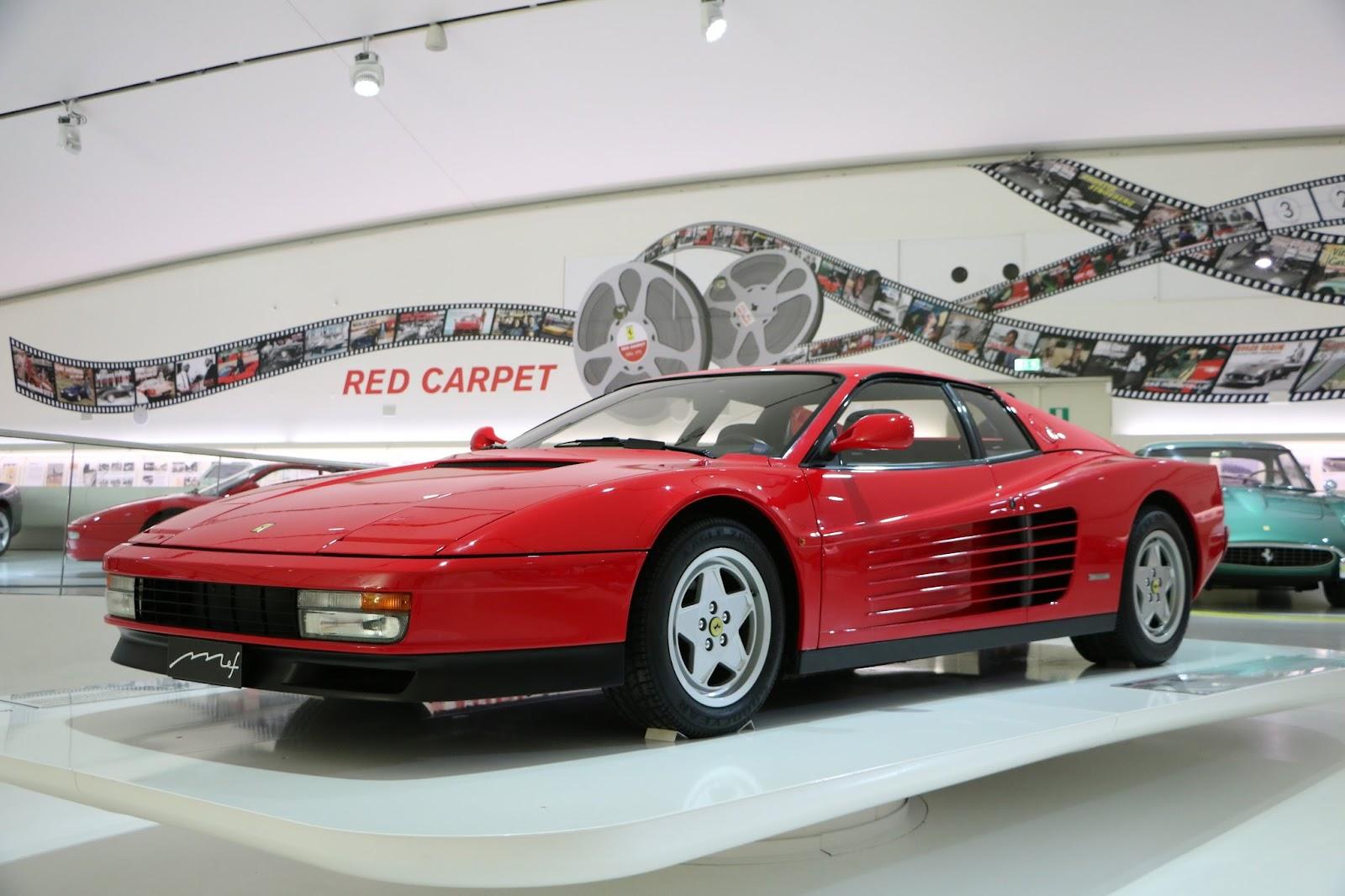 Modena - Enzo Museum 0084 - Ferrari Testarossa F512TR.jpg