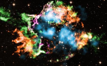 NASA : το εκπληκτικό πορτρέτο της πιο πρόσφατης σουπερνόβα στον Γαλαξία μας