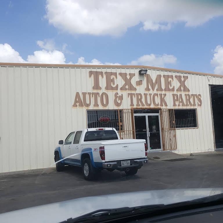 Texmex Auto Salvage Auto Parts Store In Houston