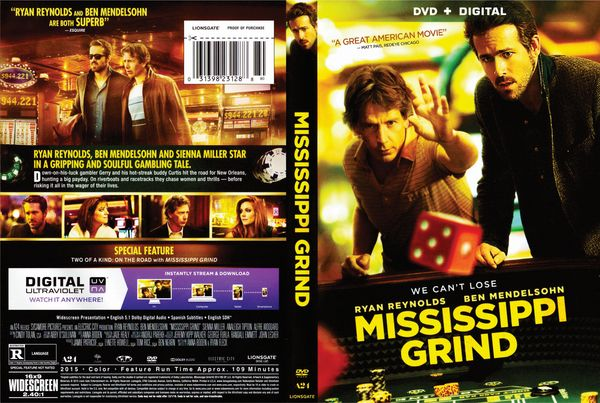 Mississippi Grind – Latino, Inglés