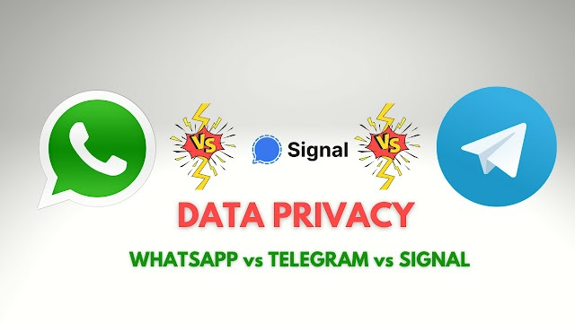 Whatsapp ya Signal | Data Privacy Pe Sawal