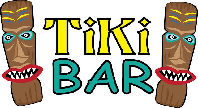 tiki bar days inn logo