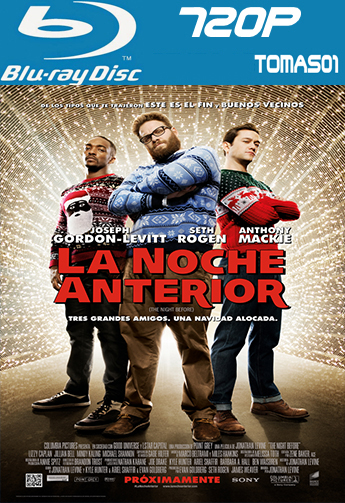 La Noche Anterior (The Night Before) (2015) BRRip 720p