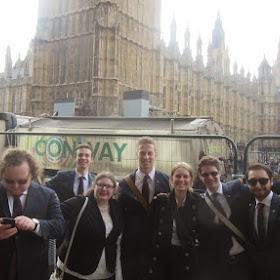 Europese reis Londen (11 tm 15 maart 2015)2014