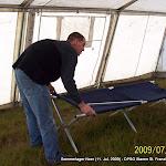 Sommerlager Noer 2009: Vortrupp