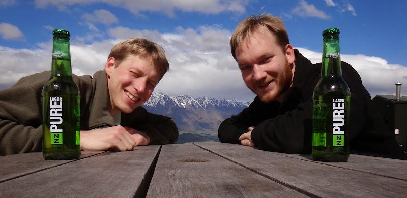 Philipp & Chris sind PURE