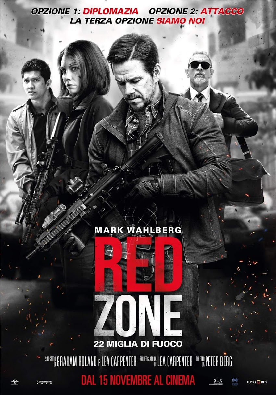 RedZone - 22 miglia di fuoco dal 15 novembre al cinema