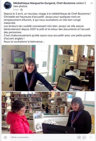 French Village Diaries Diary of a bibliothécaire journée nationale des bibliothèques