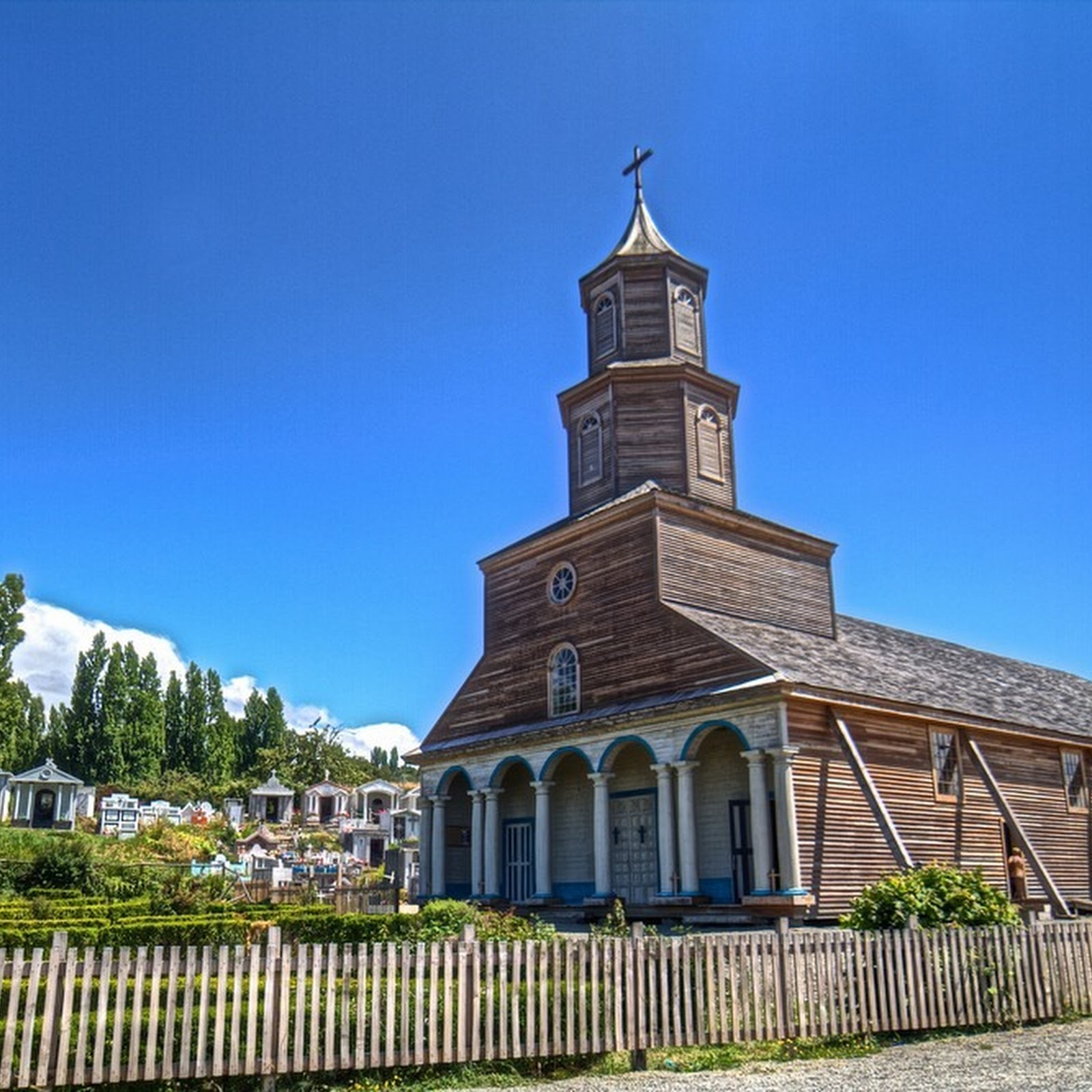 The Churches of Chiloé Island