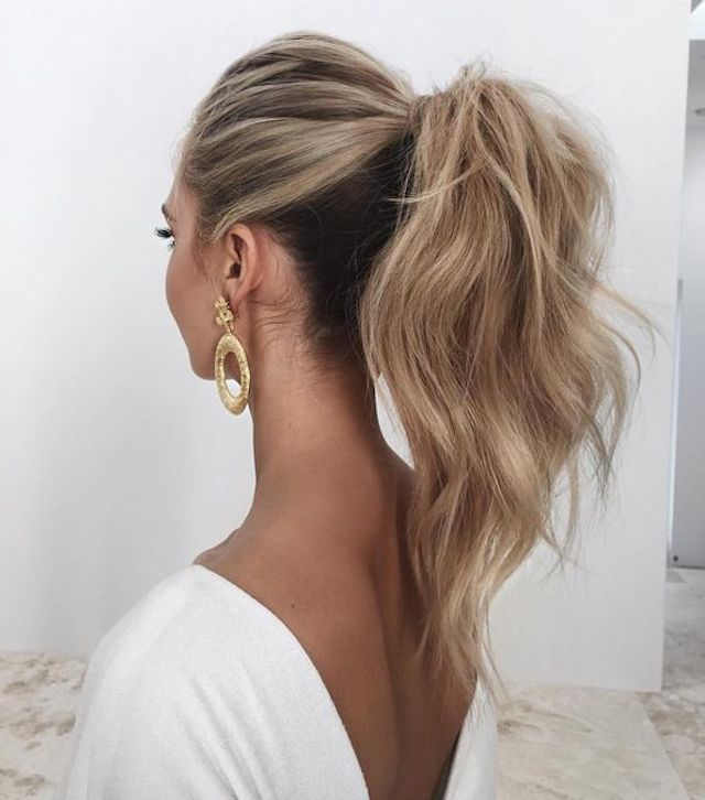 Wedding hairstyle 2018 For Women's - Wedding Hair 1