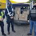 У Нижніх Воротах затримали чоловіка з Клячанова, який віз 54 ящики сигарет