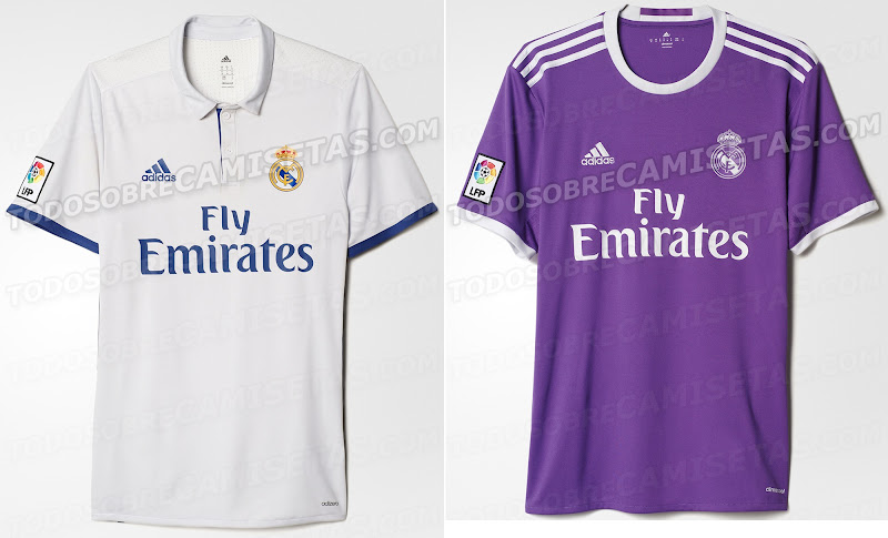 1540dc318 Football Kits 2016-17 (Officially Released Shirts)