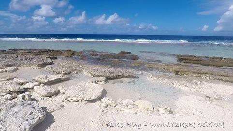 Reef esterno di Apataki