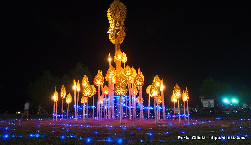 Battle of Thalang show 2014
