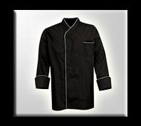 Modelos de uniformes para cocina.