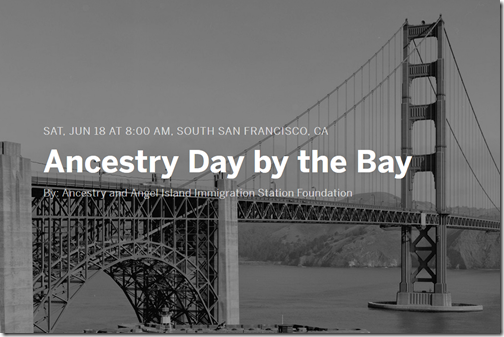 Ancestry Day by the Bay