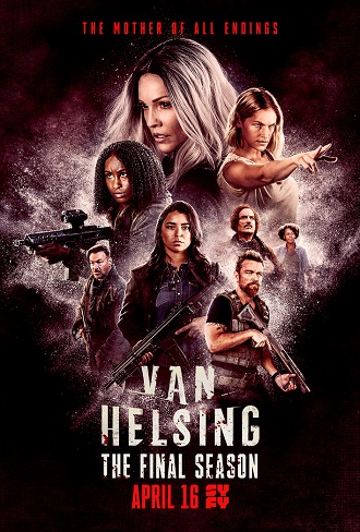 Van Helsing Season 5 Complete Download 480p & 720p All Episode