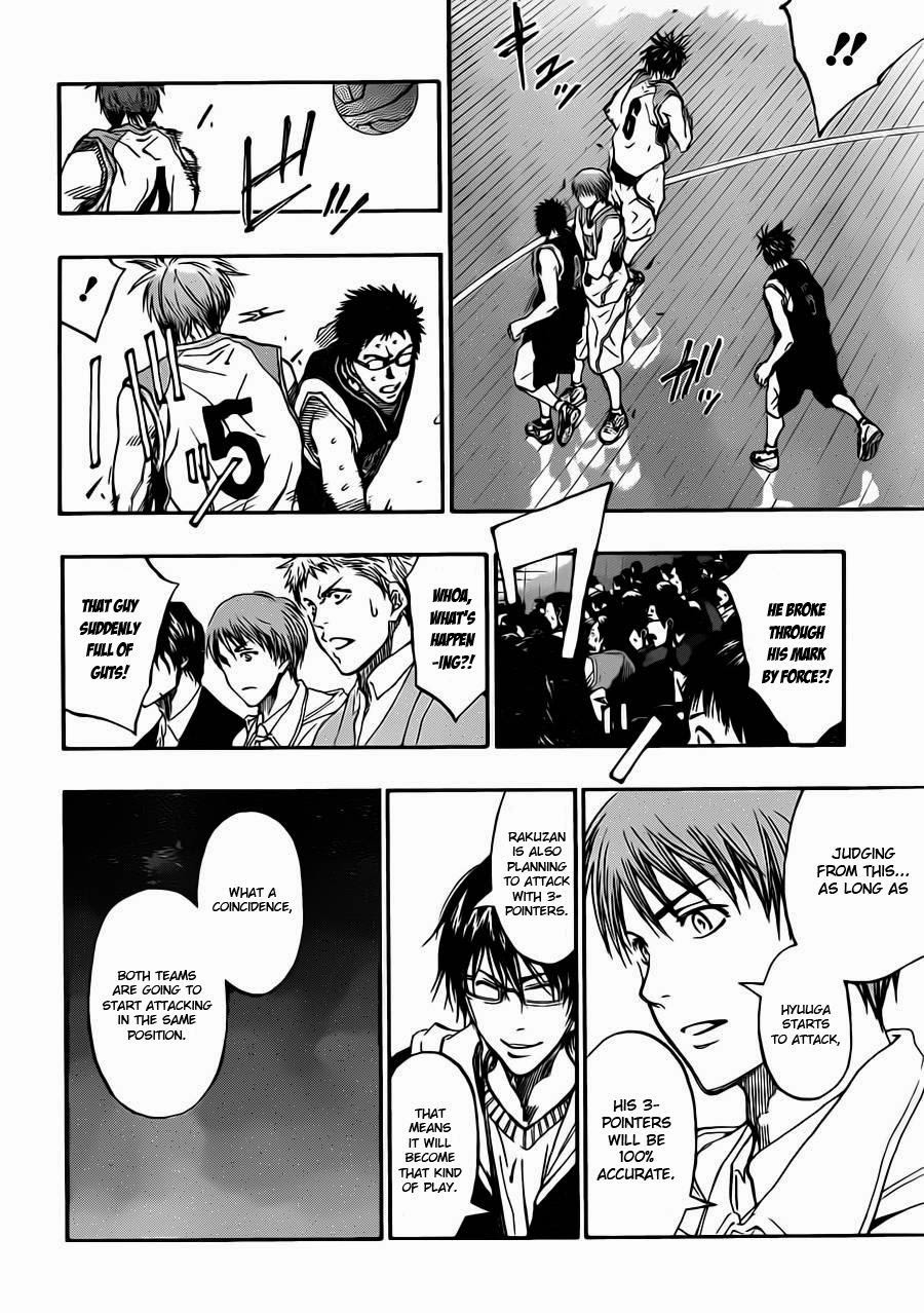 Kuroko no Basket Manga Chapter 241 - Image 19