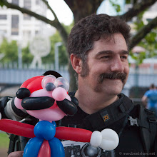 Photo: Mario and Mario
