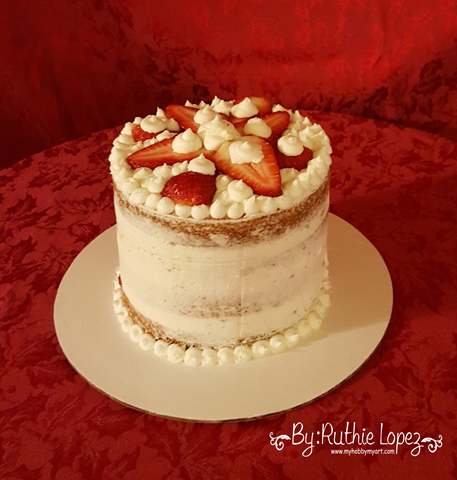 Naked Cake - Candy Bar - Ruthie Lopez 2