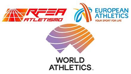 RFEA / EUROPEAN ATHLETICS / WORLD ATHLETICS