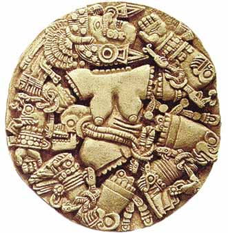 Aztec Moon Goddess, Gods And Goddesses 6