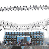 Sarrianodu Pre Release Grand Function at Vizag