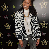 OIC - ENTSIMAGES.COM - Leigh-Anne Pinnock at the  Sicario - JF London shoe launch  in London 21st September 2015 Photo Mobis Photos/OIC 0203 174 1069