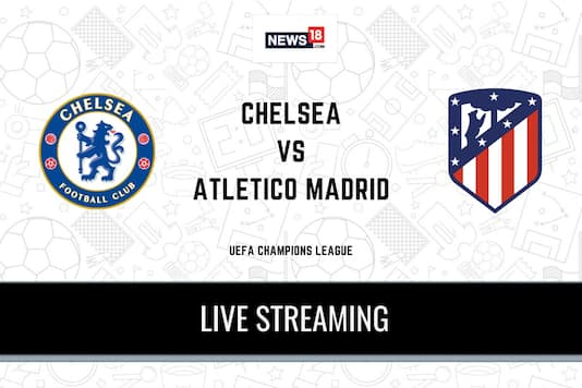 Watch Live Stream Match: Chelsea vs Atletico Madrid (UCL)