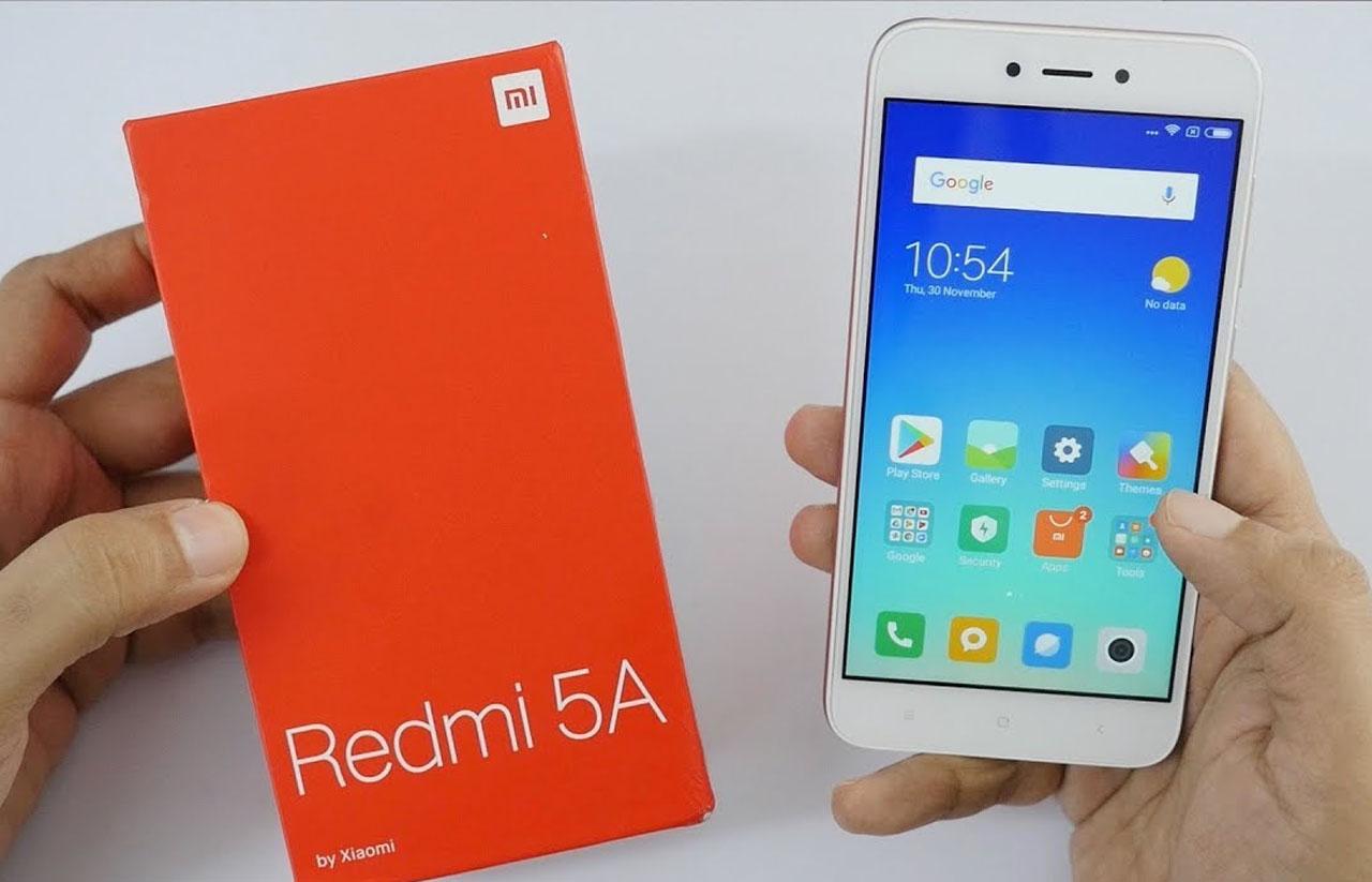 Spesifikasi Lengkap Xiaomi Redmi 5A