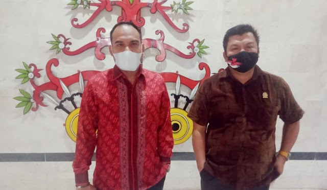 DPRD Kapuas Terima Kunjungan Legislator Bumi Saijaan