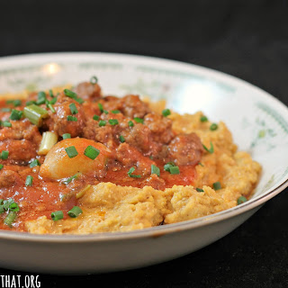 Cowboy-Style Beef Ragout