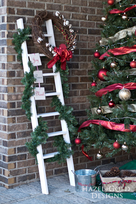 holiday ladder
