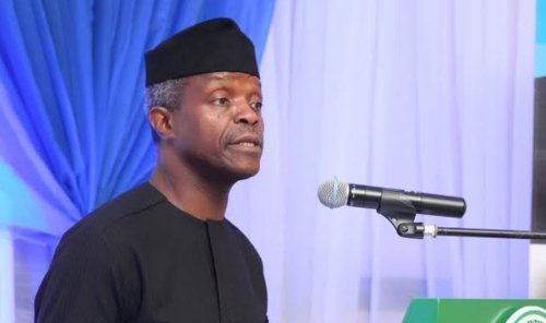 %255BUNSET%255D - Nigeria moving away from oil dependence -Osinbajo