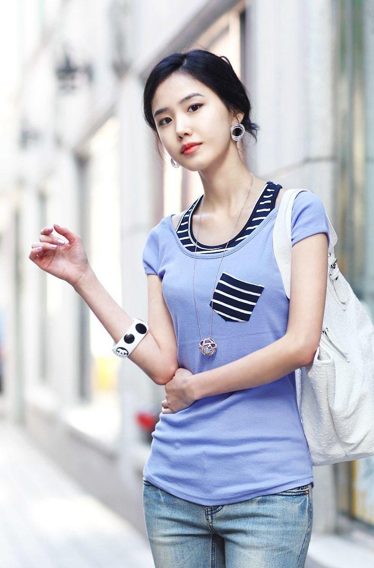 Cute South Korean Teen Girl Style 2018 Fashion 2d