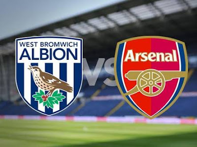 West Brom v Arsenal – Match Preview, Line-up and Score Prediction