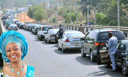 Fuel scarcity looms as NUPENG threatens to withdraw services in FCT