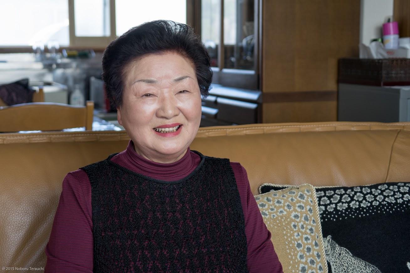 川本洋子さん