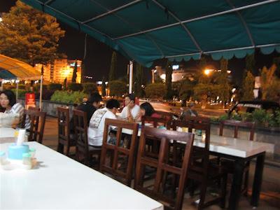 Kuliner Semarang: Pujasera Simpang Lima