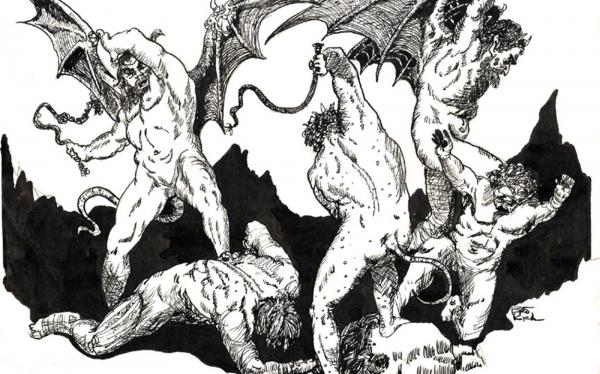 Demons 2, Evil Creatures