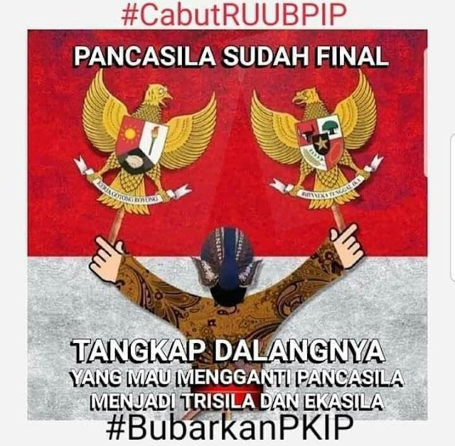 MENYELAMATKAN INDONESIA OMONG KOSONG, TANPA KEMBALI  KE UUD 45 ASLI