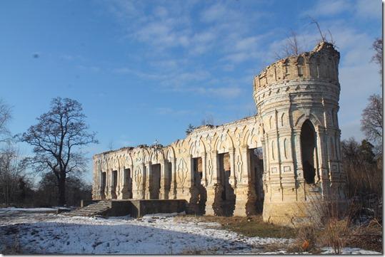 Мироцьке палац