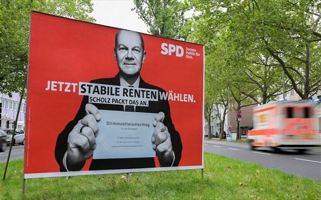 Οι 3 λόγοι που οδήγησαν στην «ζωντάνια» του SPD