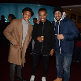 OIC - ENTSIMAGES.COM - Parcelle Ascott and Jovian Wade at the  Mandem on the Wall: Wall of Comedy - premiere in London 17th November 2015 Photo Mobis Photos/OIC 0203 174 1069