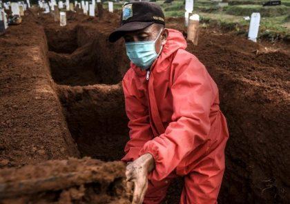 Insentif Belum Cair, Penggali Makam Jenazah Covid-19 Tak Bersemangat