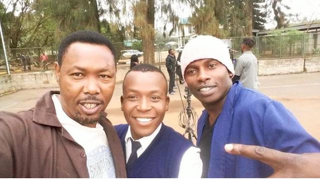 Former Tahidi High actor Joseph Kinuthia alias Omosh photo