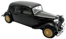 4152 Citroën Traction 11B Berline 1938