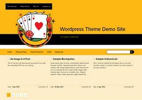 Online Casino Template 976