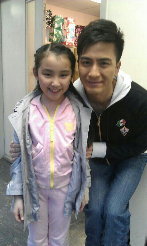 Chen Peiyan China Actor